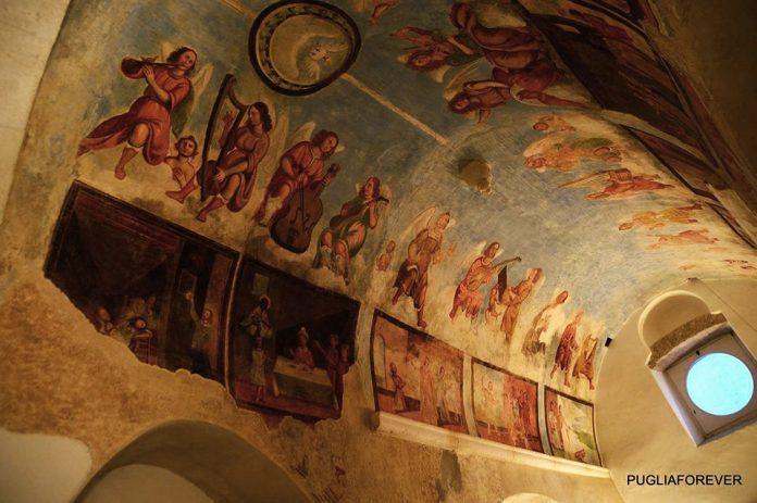La chiesetta di San Nicola a Locorotondo