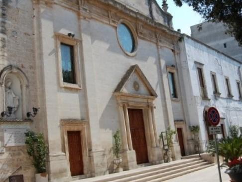 Chiesa di Sant'Antonio, Martina Franca