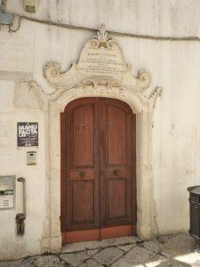 Lazzaretto, Martina Franca