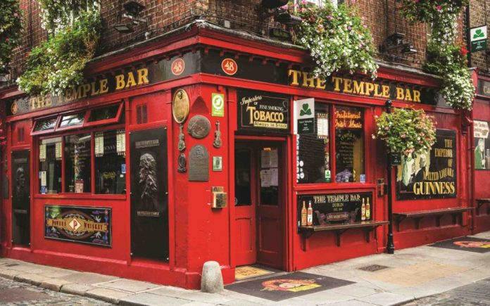Dublin_Temple Bar Tour Partner Group