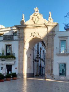 Arco di San Martino, Martina Franca