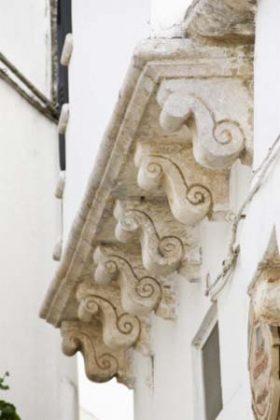 Locorotondo, centro storico - old town