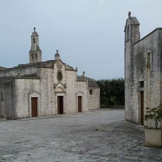 Il Santuario della Madonna d'Ibernia Cisternino