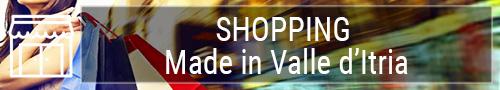 Fare acquisti in Valle d'Itria
