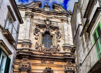 Facciata Chiesa San Domenico