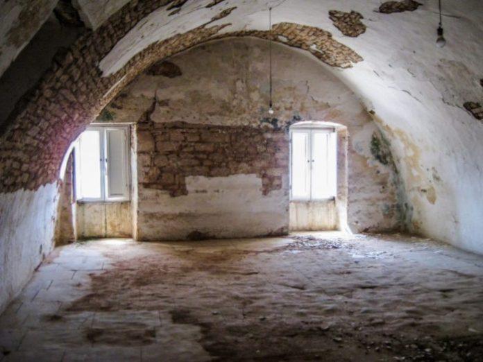 Martina Franca, il vecchio carcere
