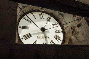 Martina Franca, l'orologio di piazza Plebiscito