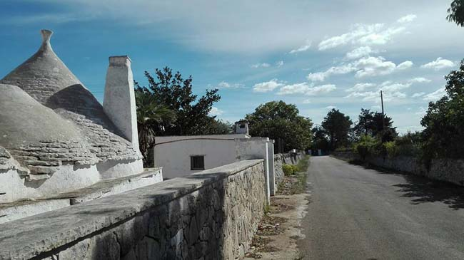 Valle d'Itria landscape