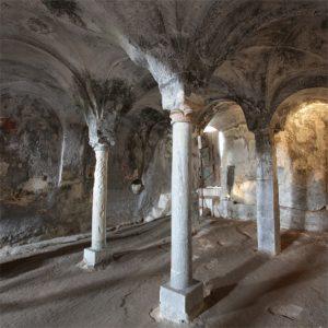 Cripta dello Spirito Santo, Monopoli