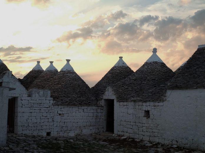 trulli antichi a Locorotondo