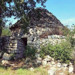 Il trullo più antico della Valle d'Itria in Contrada Marziolla