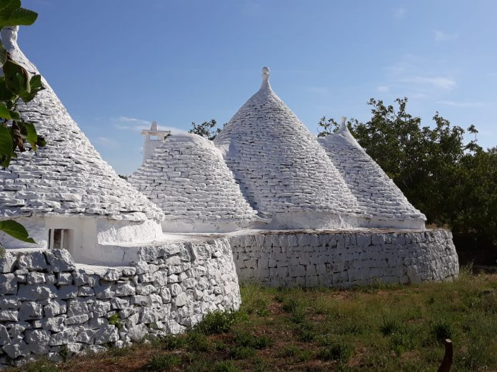trullo a calce