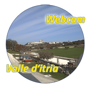 webcam valle d'itria