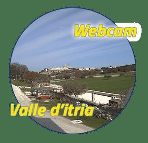 webcam valle d'itria