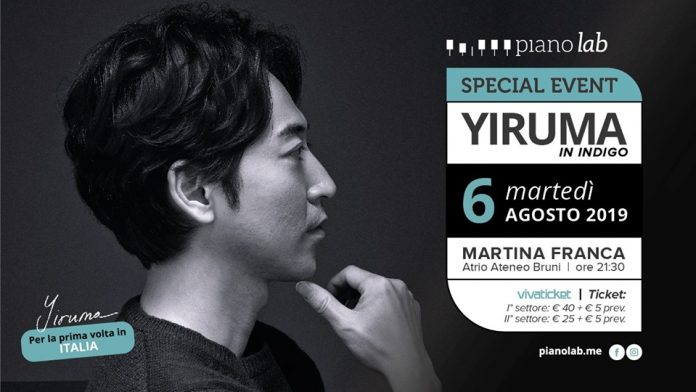 Yiruma pianist
